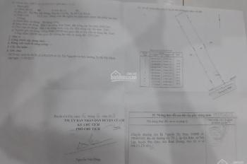 Bán đất mặt tiền đường Phú Thuận, Củ Chi, giá chỉ 1,8 tr/m2 thổ