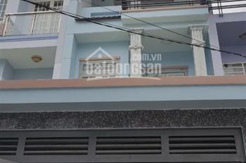 Nhà 2 lầu 4x21m, gần UBND P. Tân Chánh Hiệp, Quận 12
