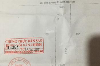 Bán nền KDC Licogi đường Võ Văn Tần, TP Cà Mau
