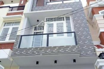 Cho thuê nhà 2 lầu, mặt tiền đường Phan Đình Phùng, tầng trệt trống suốt, khu kinh doanh sầm uất
