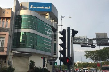 Cần bán nhà góc 2 mặt tiền đường lớn 2-4-6 Cao Văn Lầu và Võ Văn Kiệt, 8.25 x 20m, 4 tầng