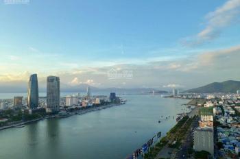 Căn hộ 2 phòng ngủ, Azura, tầng cao view trọn tầm mắt sông Hàn 0935400483
