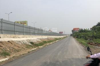 Bán đất thổ cư 75m2, MT 10m vuông vắn NH tại Ngũ Hiệp, Thanh Trì, HN ô tô vào nhà, KD. 0976771496
