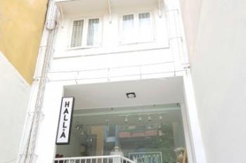 Cho thuê nhà hẻm xe tải rộng 21/4 Nguyễn Thiện Thuật, khu KD thời trang, gần Lý Thái Tổ, Quận 10