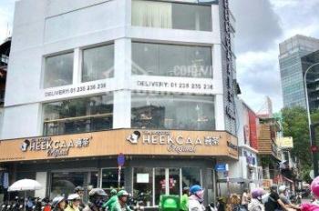 Cho thuê mặt tiền phố Nguyễn Đình Chiểu, P. Đa Kao, Quận 1. DT 6.5x14m, trệt, 2 lầu