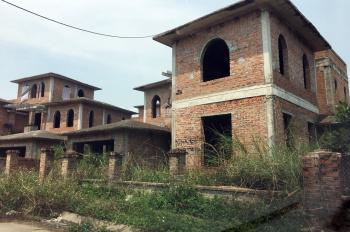 SOS, cắt lỗ biệt thự Nam An Khánh, đã có nhà, có sổ đỏ, giá giật mình