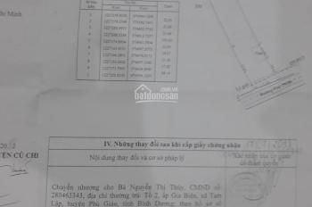 Bán gấp đất MT Phú Thuận, Củ Chi, 3355m2, 21 x 160m,