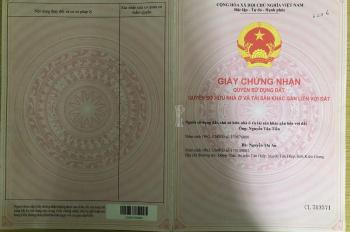Bán dãy nhà trọ 20 phòng xã Bắc Sơn, 10x39m, thu nhập 15tr/th, 0969279639