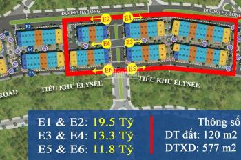 Bán nhà phố thương mại shophouse Sun Plaza Grand World Hạ Long, LH: 0982.917.880