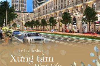 Mở Bán Dự Án Tiềm Năng Nhất Quảng Bình Lê Lợi Residence Nhận Đặt Chổ Từ Hôm Nay 079.555.6263