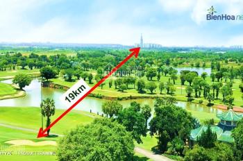 Bán đất nền Biên Hòa New City giá 1 tỷ 100, diện tích 100m2. Hotline: 0906789897
