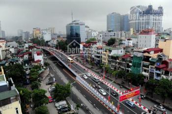 Cho thuê nhà mặt phố Trần Khát Chân