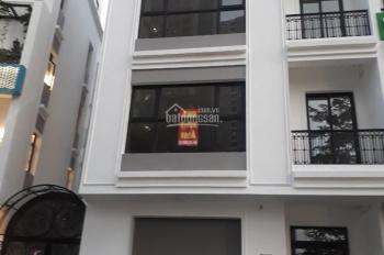 Cho thuê nhà riêng Hồ Tùng Mậu, diện tích 80m2 * 4,5 tầng. Mặt tiền 8m, ô tô đỗ trong nhà, 30 tr/th