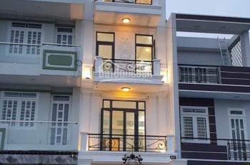 Cho thuê gấp nhà diện tích sàn 450m2 hẻm lớn đường Lạc Long Quân, P. 11, Q. Tân Bình