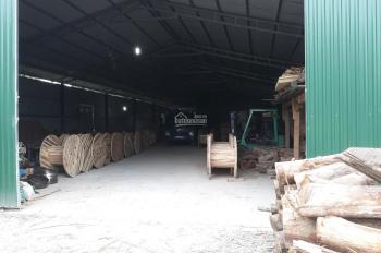 Cho thuê 800 m2 kho, xưởng tại mặt đường QL 1A, Từ Sơn, Bắc Ninh