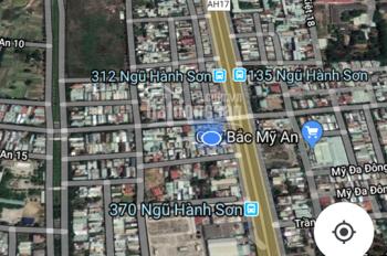 Bán nhà Lê Văn Hưu, Phường Mỹ An, Q. Ngũ Hành Sơn, Đà Nẵng