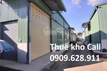 Cho thuê kho Quận 7 giá rẻ - kho tự quản: 75.000đ/m2-kho mới xây dựng 89.000đ/m2 DT 500m2- 1000m2