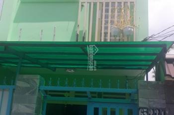 Nhà đường 20 Phạm Văn Đồng, 1 trệt 1 lầu, (3,2m x 13m) 2 PN, 2 WC, sổ hồng, bán 2 tỷ 950