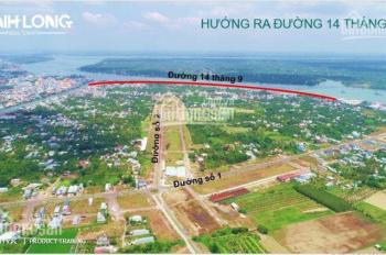Bán đất nền giá 873 triệu, có sổ đỏ luôn, DT 90m2 Vincom Vĩnh Long, Lotte Mart LH 0901193786