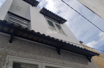 Bán nhà đường Dương Bá Trạc, phường 2, quận 8. DT: 3,2x8,2m, giá 3tỷ150