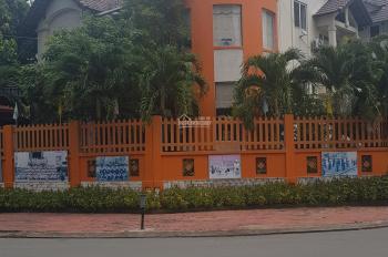 Bán nhà an phú an khánh Q2 biệt thự đường  Dương Văn An góc 2 MT đúc 1 trệt 2 lầu áp mái