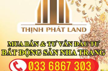 Bán đất đường 5,5m TUỆ TĨNH - Nha Trang, diện tích 357 m2 giá 195tr/m2 LH:0336867303  gặp ĐẠI