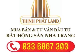 Bán đất hẽm ô tô đường HÙNG VƯƠNG - Nha Trang diện tích 83m2 giá 97tr/m2 LH:0336867303 gặp ĐẠI