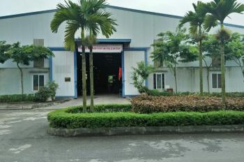 Công ty TNHH Đầu Tư- Xây dựng - Nội thất Decor  cần cho thuê nhà xưởng tại KCN Tân Quang Hưng Yên