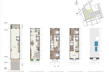 Nhà mặt tiền Trường Chinh 1 trệt 3 lầu Ưu đãi 3% CK dt 5x25m LH 0903230249