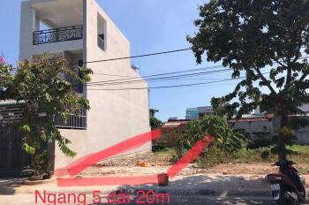 Cần bán lô đất mặt tiền đường Nguyễn Hữu Huân, phường Long Tâm, Tp. Bà Riạ
