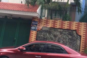 Bán nhà hẻm nhựa đường Lý Thường Kiệt, P14, Q10 (DT: 4.6x14m) nhà 5 lầu, thang máy, 0938.828.687