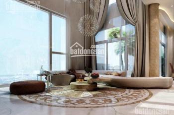 Bán căn hộ cao cấp Vinhomes Central Park 1, lầu 19 view sông, nội thất đẹp, giá 10 tỷ 0977771919