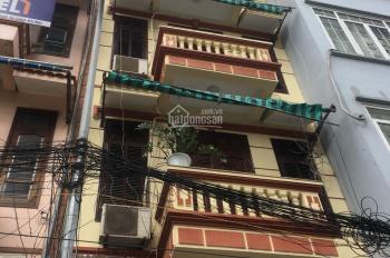 Cho thuê nhà mặt phố Trần Quốc Hoàn DT 50m2, 4 tầng, MT 4m. Đang kinh doanh hàng ăn - 30tr/tháng