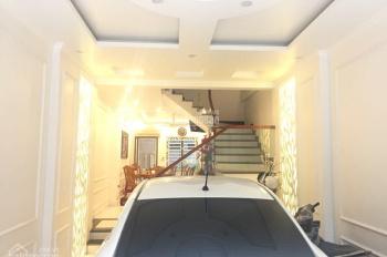 Bán căn nhà 60m2 x 5 tầng mới để lại toàn bộ nội thất hiện đại tại lô 22 Lê Hồng Phong, Hải Phòng.