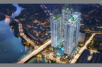 Cần bán nhanh căn hộ Sunwah Pearl 3PN DT 133m2 lầu đẹp view sông, 8.9 tỷ