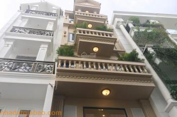 Bán siêu phẩm biệt thự mini phố full nội thất nằm ngay đường Thống Nhất Phan Văn Trị p11 Gò Vấp