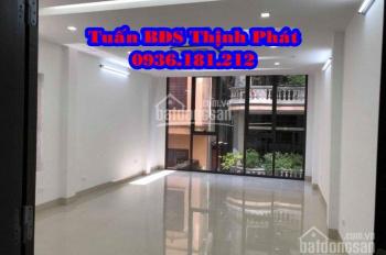 Bán nhà phân lô ngõ 19 Trần Quang Diệu, 54m2 xây mới 7 tầng thang máy ô tô vào nhà, 12,3 tỷ