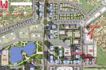 Bán căn hộ chung cư tòa N04A - N04B - N01T4 - N03T7 - N03T8 - khu Ngoại Giao Đoàn Bắc Từ Liêm