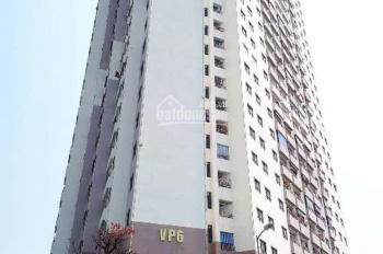 Chính chủ bán căn hộ 60m2-2 ngủ;2wc Toà VP6 Linh Đàm; view hồ đẹp, mát; giá :1.150 tỷ( sdcc)