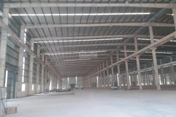 Cho thuê nhà xưởng 7000m2 trong KCN Sóng Thần 1