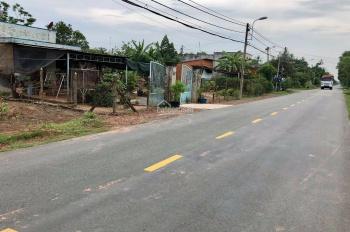 Lô đất làm vườn cần bán đường 718, ngã 3 Cây Trôm 360m, giá 820 triệu, LH 0911188331