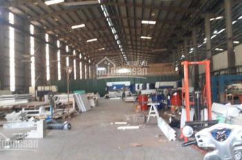 Cho thuê 1300m2, nhà xưởng lắp ráp linh kiện điện tử tại Đại Đồng, Bắc Ninh, LH: 0988.894.894