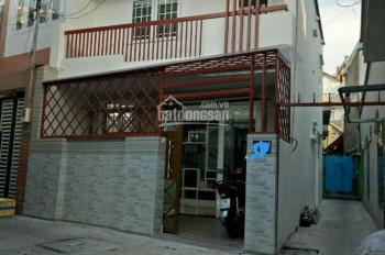 Bán nhà 1 trệt 1 lầu mới- Hẻm đường Võ Văn Ngân kế bên Vincom Thủ Đức, sổ riêng dt sàn 95m2- Giá rẻ