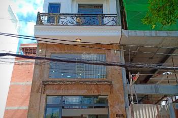 Bán nhà mặt tiền Tòa Án Dương Quảng Hàm, p5, Q Gò Vấp. DT 4.5x14m, đúc 1 trệt lửng 2 lầu, MCCT