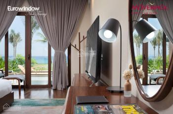 Tôi Hương chính chủ cần bán gấp căn BT biển nghỉ dưỡng Bãi Dài Nha Trang, cho thuê 292 tr/th