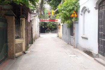 Bán đất ngõ 210 Đức Giang, diện tích 52.2m2 hướng Tây Bắc, giá 1,74 tỷ