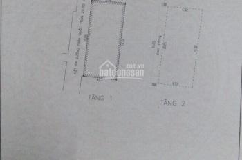 Chính chủ bán nhà kiệt 2m sau lưng MT đường Trần Quốc Toản, Hải Châu