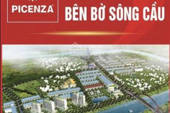 Bán lô đất LK 99m2 hướng TB giá chỉ 14 tr/m2, dự án Picenza Thái Nguyên. LH: 0925.464.666