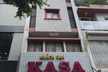 Bán khách sạn Hoa Lan, 4m x 18m, 13PN