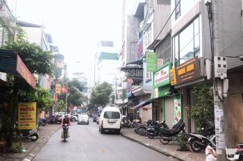 Bán nhà mặt ngõ Hoàng Văn Thái, Thanh Xuân, ô tô tránh, vỉa hè, KD, thang máy, 70m2 x 6T, 9 tỷ